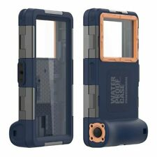 Professional Diving 15M Waterproof Depth Case For Apple iPhone / Android Phone