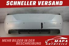 Audi TTS TT 8S Bj. ab 2014 Stoßstange Hinten mit Diffusor Original weiß Versand