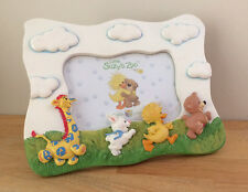 Vintage Collectible Suzy's Zoo Baby Frame, 4 X 6 Photo