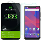 [3-Pack] Dmax Armor Tempered Glass Screen Protector for BLU (Vivo XI)