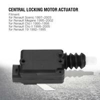 2 Pin Attuatore Motore Chiusura Centralizzata Per Renault Megane Scenic Clio