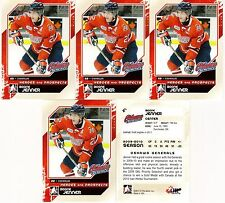 BOONE JENNER 10/11 ITG H&P RC Rookie Lot of (5) #21 Blue Jackets Oshawa Generals