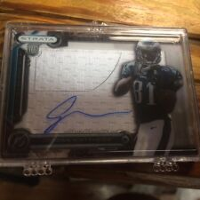 2014 Topps Strata Jordan Matthews Patch Auto RC  Eagles MINT FROM PACK