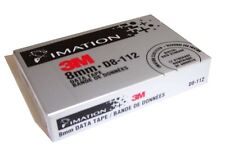 pack of 3 - 3M / IMATION 8mm DATA TAPE.  D8-112.  BRAND NEW!