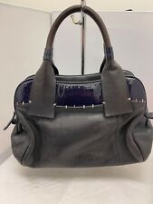 Blue Radley Handbag With Dustbag - Double Handle