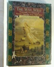 The Way West: The Course of Empire Takes its Way 1845-1864) (2003, DVD)(dv1883)