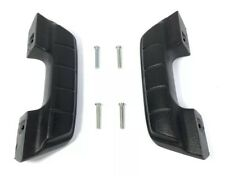 Pair Black Arm Rest For 1964-66 Chevy / GMC Pickup Truck
