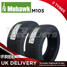 2x NEW 225 45 17 MOHAWK M105 94W XL TYRE 225/45R17 (2 TYRES) MADE BY HANKOOK