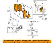 PORSCHE OEM 08-10 Cayenne-Air Filter Right 95511002255