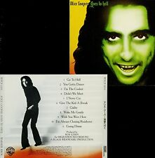 ALICE COOPER  goes to hell / WPCP-3493 , JAPAN 1990