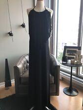 New Young Fabulous & Broke Fringe Maxi Dress Size Medium MSRP $229