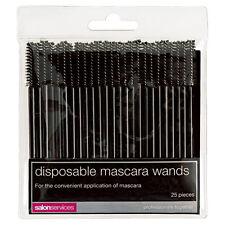 Servicios De Salón diposable Mascara Varitas de 25 piezas