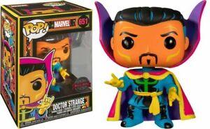 Funko Marvel Black Light Figure - Dr. Strange