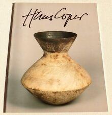 Hans Coper - Hans Coper 1988 STUDIO POTTERY ART EXHIBITION CATALOGUE