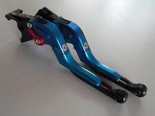 SUZUKI GSXR 600 750 1000 Palanca Freno Palanca Embrague Conjunto Azul