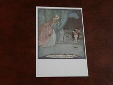 ORIGINAL RIE CRAMER SIGNED ART DECO GLAMOUR POSTCARD - LA SERENADE, MUSIC.