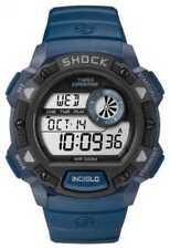 Orologi da polso Timex Blue con luce