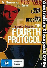 The Fourth Protocol DVD NEW, FREE POSTAGE WITHIN AUSTRALIA REGION ALL