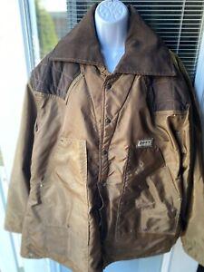 Briar Proof Hunting Coat with Gamebag Game Bird Coat Dan's Hunting Gear LARGE
