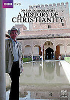 A HISTORY OF CHRISTIANITY - (DVD, 2010, 2-Disc Set)