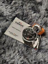 Tissot Racing (T) Tactil Orange Strap Watch