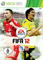 FIFA 12 Microsoft Xbox 360, 2011, DVD-Box Deine beste dream Team OVP