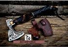 *New*Ragner Viking Axe Warrior Berserker Norse Axe Astru Pagan Lothbrok Bearded