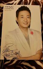 Sm art exhibition yoon DA hoon official postcard Kpop K-pop U.S SELLER