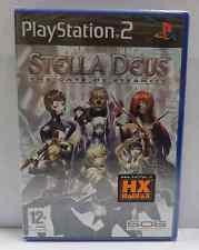 Console Game SONY Playstation 2 PS2 PAL STELLA DEUS THE GATE OF ETERNITY Nuovo