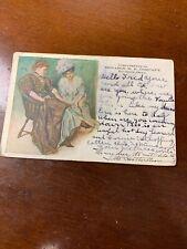 Monarch D. G. Company Guthrie Oklahoma 1909 Postcard Advertising