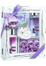 Bath and Body Beauty Kit Gift Set Lavender Aromatherapy Spa... - FREE 2 day Ship