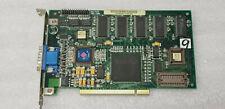 Rare Number Nine 9 Imagine 128 II 512KB PCI VGA Video Card DOS retro Gaming #Y35