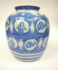 Große Keramik Vase Wien ? um 1920