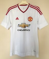 FC MANCHESTER UNITED 20152016 AWAY FOOTBALL JERSEY CAMISETA SOCCER MAGLIA SHIRT