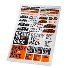 KTM LC4 EXC SMC Aufkleber Sticker Ready to Race DUKE Cross Decal Bapperl Bomb