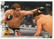 2015 Topps UFC Chronicles #37 Joe Lauzon