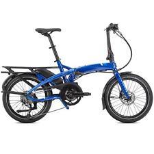 Tern Faltrad Vektron Q9 Fahrrad E-Bike 9 Gang Blau Alu 25 km/h Kettenschaltung