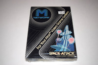 Space Attack Atari 2600 Video Game New in Box