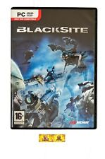 BLACK SITE  Blacksite PC Video Game FPS Shooter