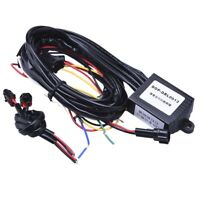 Car Led Daytime Light Auto ON/OFF DRL Function Steering Synchronous And Reduce