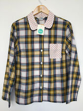 Boden, Bnwt, Taille UK S, bouton, Shirt À Manches Longues.