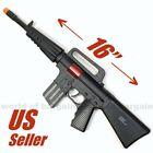 Colt M16 A1 TOY GUN Automatic Rifle Machine Gunshot Click Sound Friction Lights