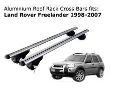 Aluminium Roof Rack Cross Bars fits Land Rover Freelander 1998-2007