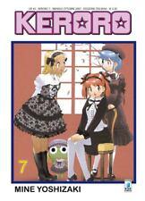 manga STAR COMICS KERORO numero 7