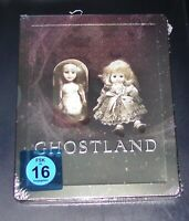 Ghostland en Relief Limitée steelbook Édition blu ray Neuf & Emballage D'Origine