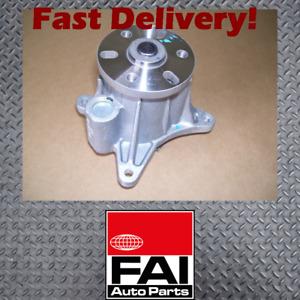 FAI Water pump fits Citroen DT17TED4 UHZ C5 X7