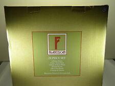 Franciscan Desert Rose 28 Piece Dinner Set NEW IN BOX