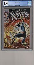 CLASSIC XMEN #5 CGC 9.4 WPGS BOLTON PINUP, COLOSSUS BACK STORY, CLAREMONT STORY