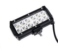 Flutlicht 12 LED Arbeitsscheinwerfer Scheinwerfer 36W 12V Strahler für SUV LKW