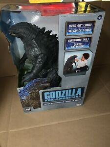 Godzilla King Of The Monsters Giant Size Godzilla Over 40 Inches Long New In Box